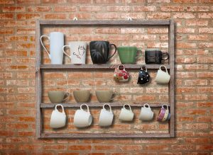 Kitchen Pantry Coffee Breakfast Station Hooks