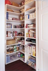 Small Pantry | Closet & Storage Concepts