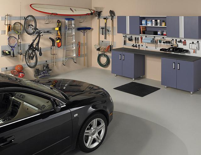custom garage storage Modesto