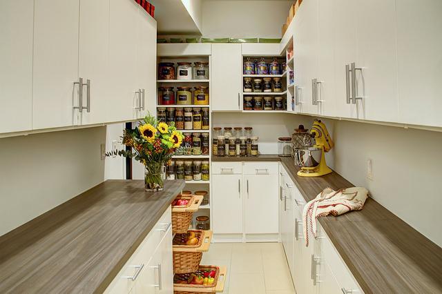 Custom pantry storage Modesto