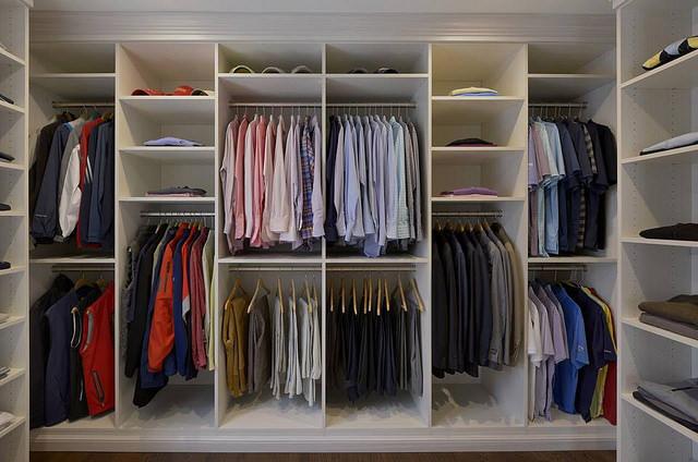 custom closet for bedrooms