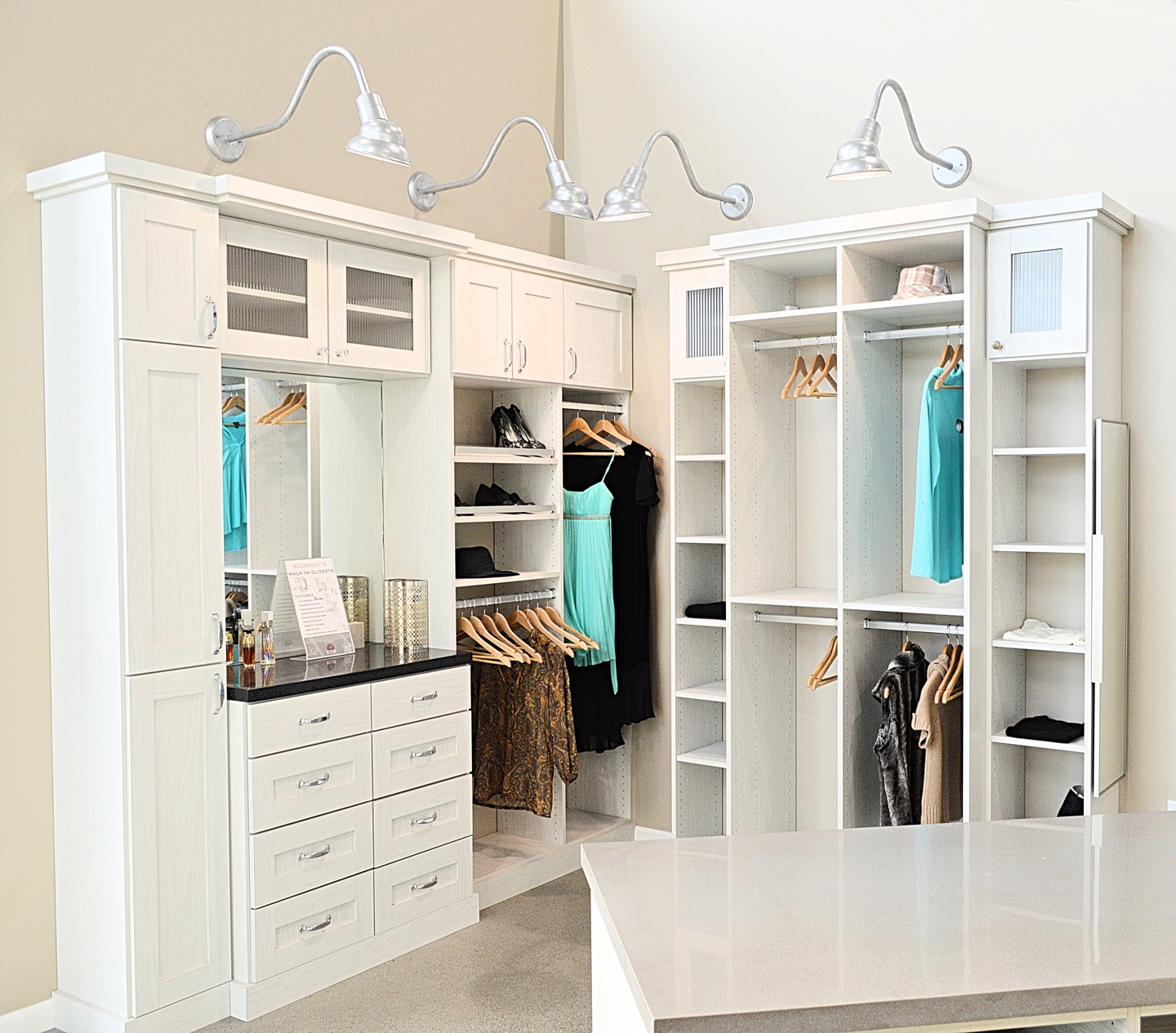 Storage Systems Custom Cabinets Closet Amp Storage Concepts
