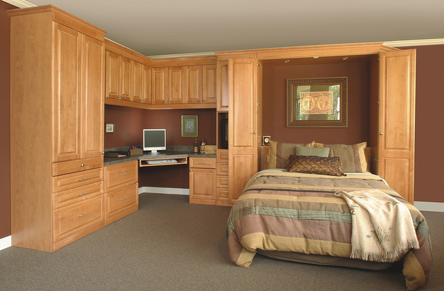 Murphy Bed and Home Office in New Jersey