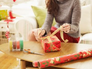 holiday gift organization tips