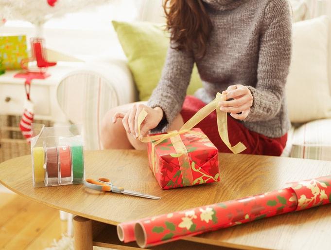 holiday gift organization tips