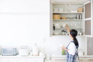 Organized kitchen and kitchen cabinets Norwalk Connecticut