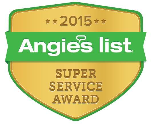 Closet & Storage Concepts Angie's Super Service 2015 badge