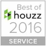 best of houzz service award for 2016
