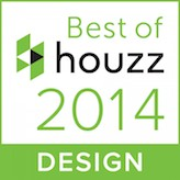 Best of Houzz - Design 2014 badge