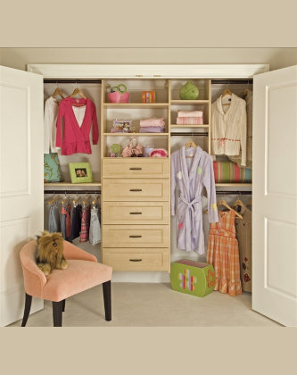Creating Your Dream Closet