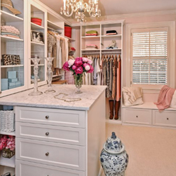 Ladies custom closet walk-in Philadelphia, PA