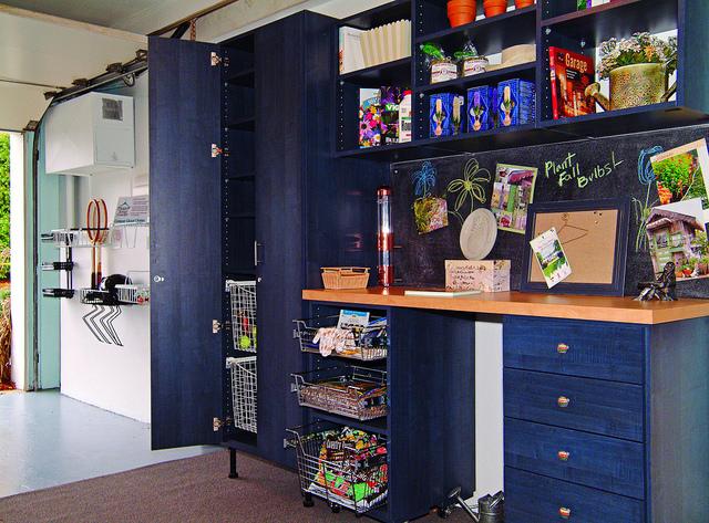 Customized garage storage units NJ