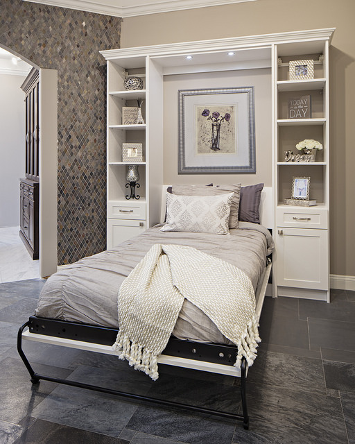 White Murphy bed Philadelphia