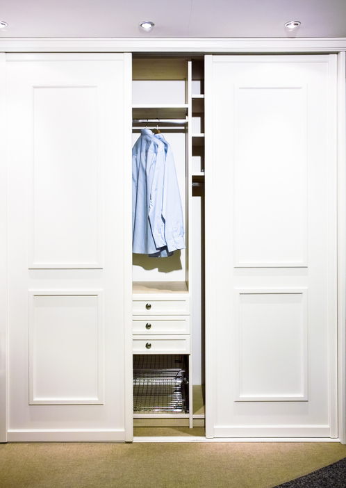 Living With A Small Closet Can Be A Challenge! If A Total Closet Makeover  Isnu0027t In Your Budget Or Timeline, Weu0027ve Put Together Some Tips For Making  The Most ...