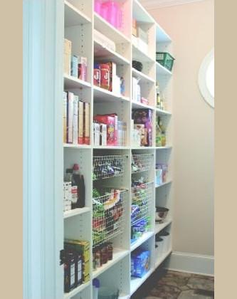 custom organized pantry shelves Philadelphia