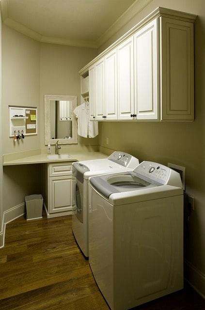 organized laundry storage cabinets Philadelphia