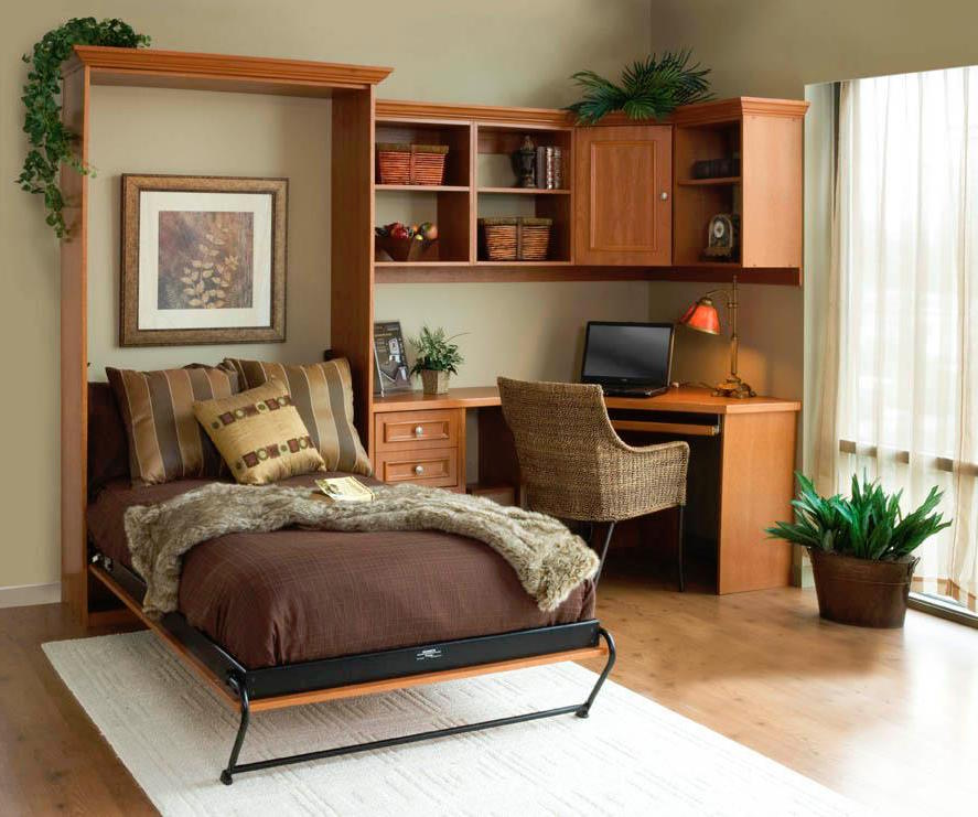 Murphy bed office in South Jersey