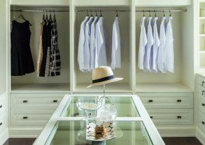 minimal closet design Philadelphia and New Jersey