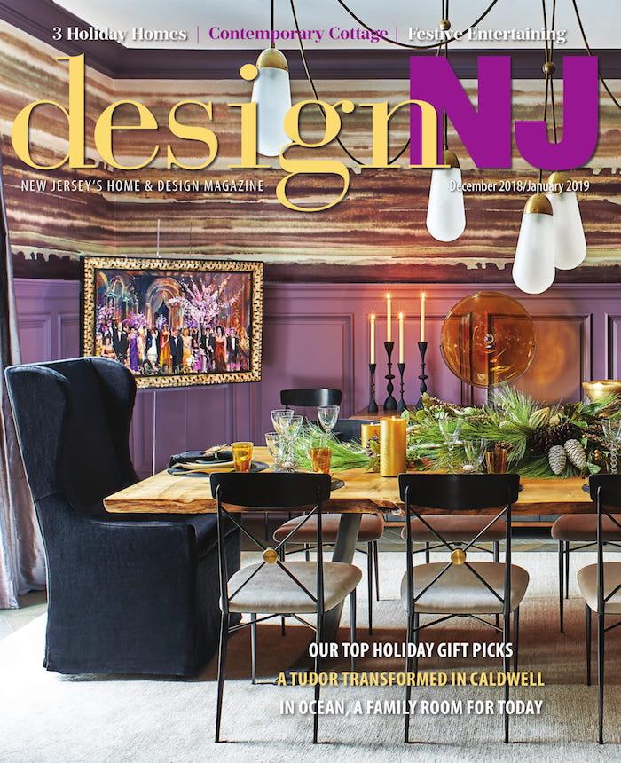 Design NJ Dec18 magazine cover