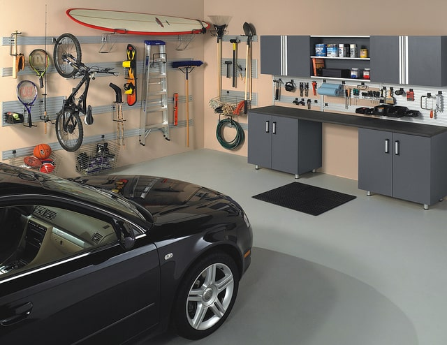 custom garage in Philadelphia