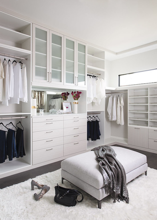 white chocolate closet system Philadelphia