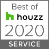 2020 best of Houzz service award interior design