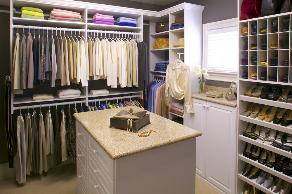 When deciding upgrades and changes to your home it may be difficult to decide what projects to complete at closet storage concepts serving the greater