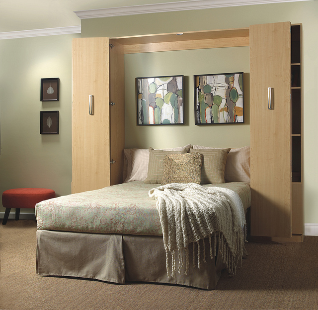 Dreamsaver Murphy Bed for Scottsdale, AZ homes.