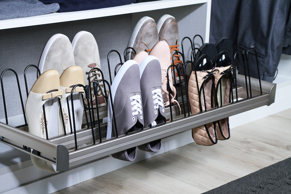 Shoe storage TAG Hardware