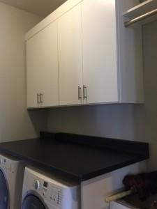 Laundry cabinet built-in Phoenix, AZ