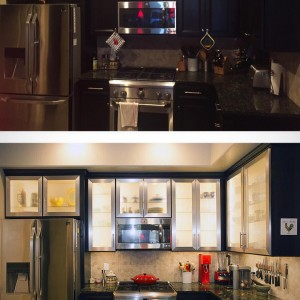 Refinished cabinets in Scottsdale