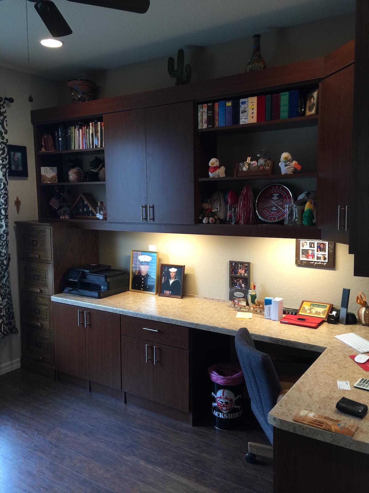 Built-in office furniture Buckeye, AZ
