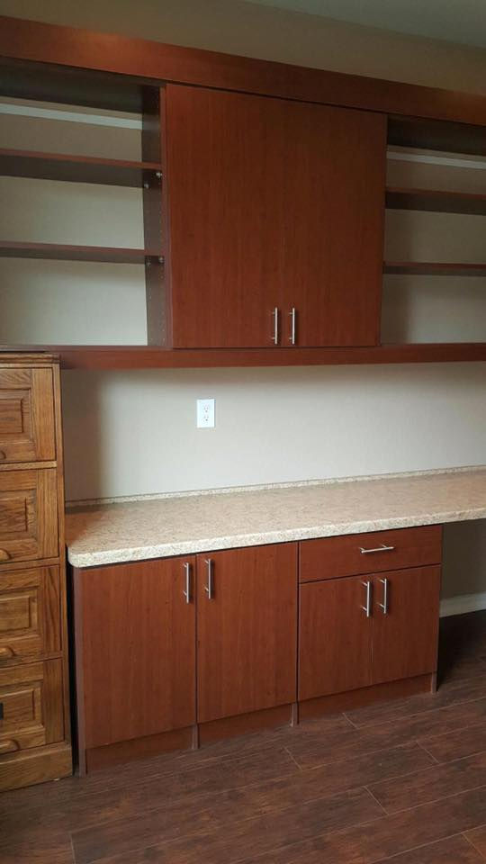 Custom office storage in Phoenix metro