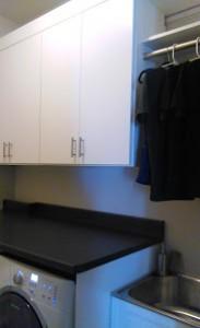 Gilbert, AZ Custom laundry cabinets