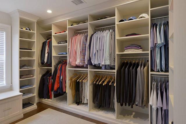 Mens custom closet Phoenix