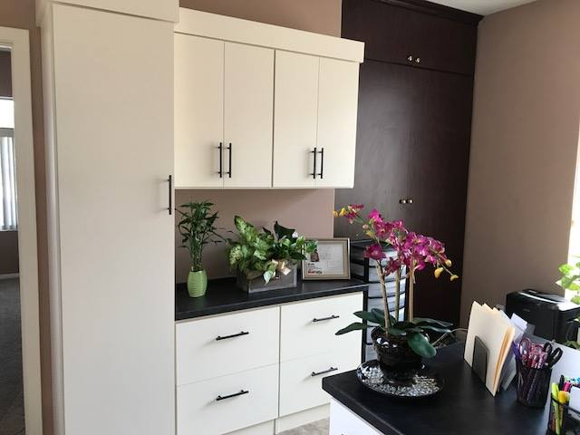 Tall built in cabinets Scottsdale