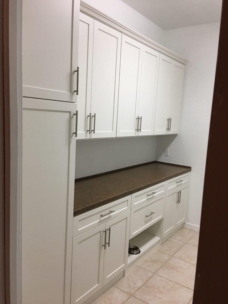 Custom Mudroom Storage Cabinets Phoenix