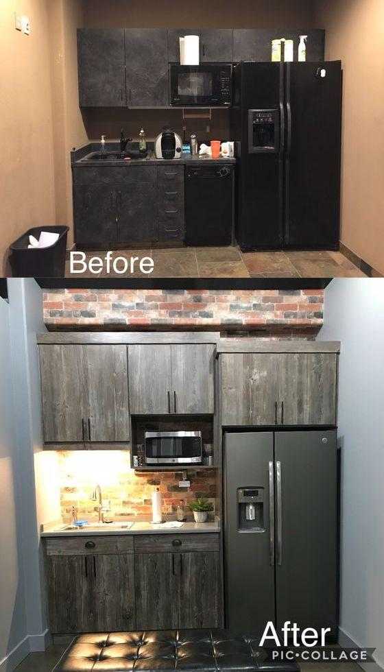 custom office kitchen cabinets Peoria Scottsdale, AZ