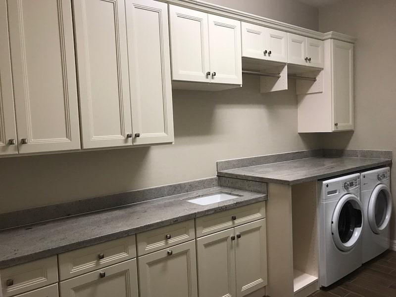 custom laundry cabinet storage Peoria, AZ