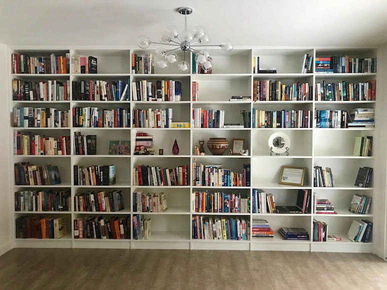 local built-in bookshelf in Phoenix, AZ