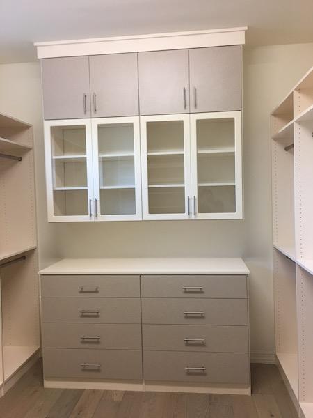 closet system custom cabinets Phoenix, AZ