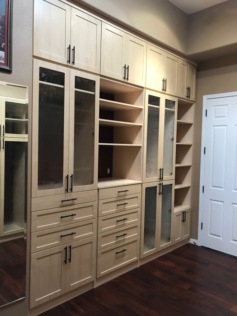 master custom closet with drawers Phoenix, AZ