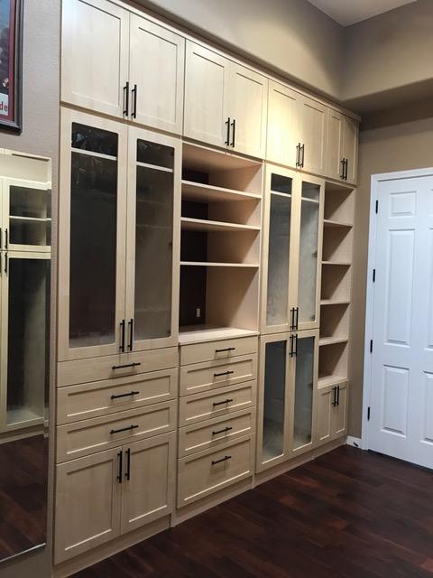 master custom closet with drawers Phoenix, AZ