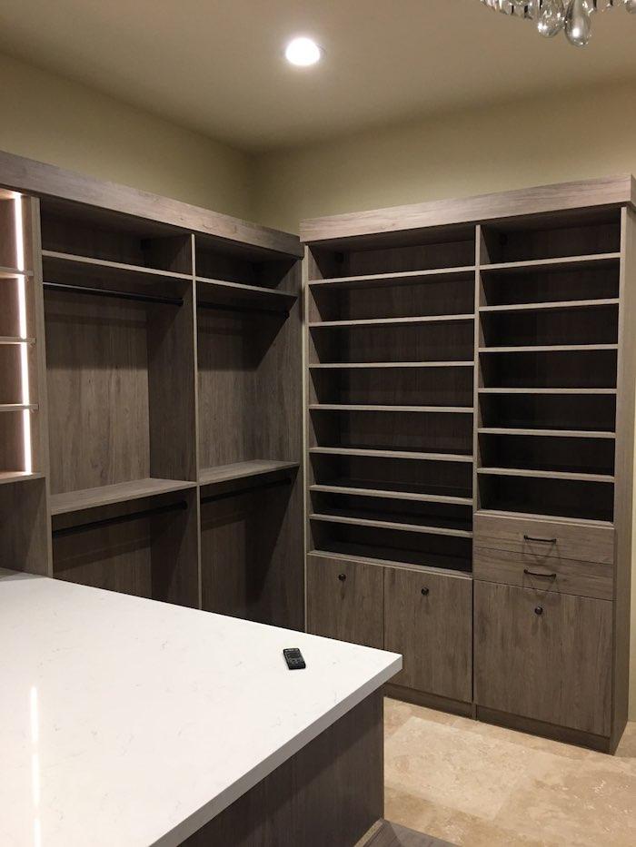 Phoenix shelving closet storage