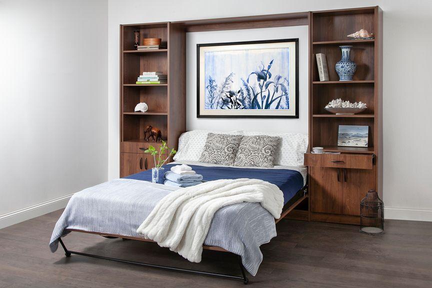 custom wall-bed