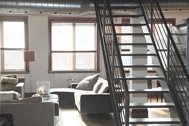 Clean organized apartment