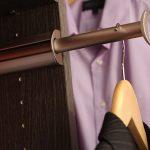 closet accessory valet rod